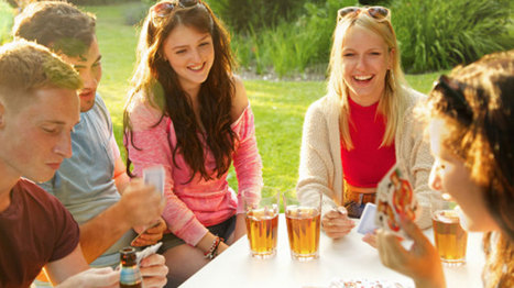 Clean-living teens shun fags, booze and drugs | Teenagers UK | Scoop.it