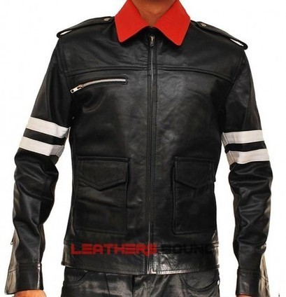 Alex Mercer Prototype Leather Jacket | leathersbound | Scoop.it