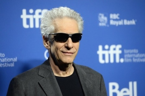 Aha! David Cronenberg Admits He Lit Up The Hollywood Sign | 'Cosmopolis' - 'Maps to the Stars' | Scoop.it