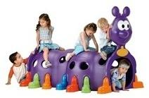 ECR4Kids Happy Caterpillar Climbing Structure   Climbing toys   Best Climbing Toys For Toddlers 2014   Scoop.it