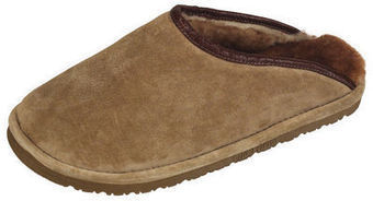 Old Friends Men's Scuff - Shop Mens, Womens, Childrens Moccasins - The Moccasin Shop | Minnetonka Moccasin Shop | Scoop.it