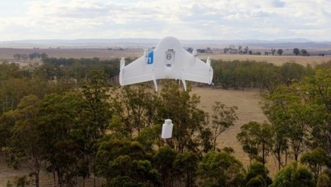 The inside story of Google's secret quest to deliver products with drones - Quartz | Peer2Politics | Scoop.it
