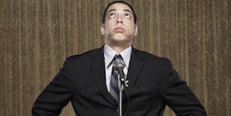 2 Unconventional Ways to Eliminate Presentation Anxiety | Presentation Tips | Scoop.it