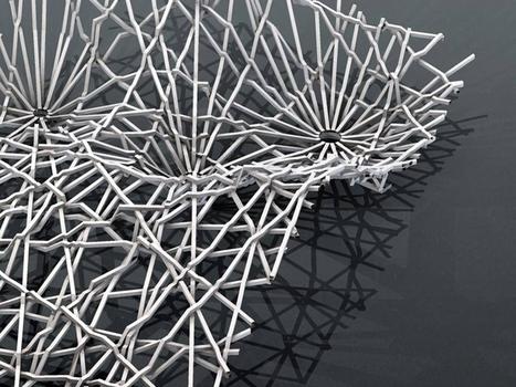 achimmenges.net - Morphogenetic Design Experiment 05 | Aural Complex Landscape | Scoop.it