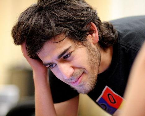 Aaron Swartz, guerrilheiro da internet livre   Journalism and the WEB   Scoop.it
