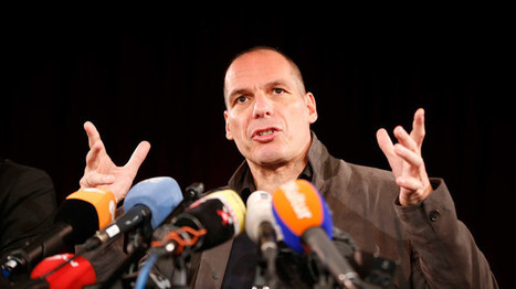 Democratizing Europe: Varoufakis launches new movement to save EU from 'disintegration' | Saif al Islam | Scoop.it