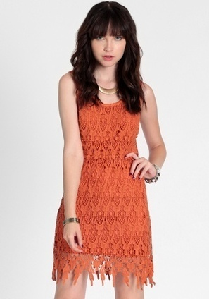 war eagle! Dusk Twilight Crochet Dress | Vulbus Fashion Factory (VIFF) | Scoop.it