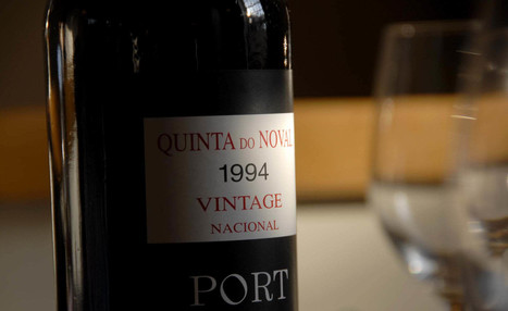 """""""Champagne is the wine of celebration, Port is the wine of relaxation"""" 