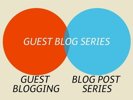 Innovating Guest Blogging: Take Your Blog Post Series on the Road ( via waxinglyrical.com) - via @nickkellet | Wepyirang | Scoop.it