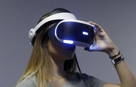 Everything to Know About Sony's PlayStation VR Headset | Internet of Things - Company and Research Focus | Scoop.it