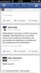 Manif de la honte : l'UMP cautionne les violences fascistes | A gauche toute | Scoop.it