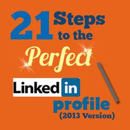 LinkedIn Training: 21 Steps To The Perfect LinkedIn Profile | Social Media | Scoop.it