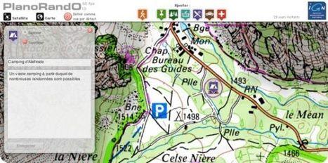 CARTOGRAPHIE – Créez et partagez vos cartes avec  Planorando de Fabrice BENOIT | Open street Map | Scoop.it