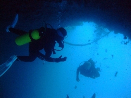 Marine Divers At the Zenobia Wreck | Cyprus Scuba Diving - Paphos & Zenobia | Scoop.it