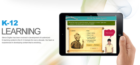 Custom E-Learning Development Company | E-Learning Services Provider | Scoop.it