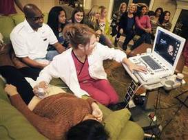 Ultrasound parties: New frontier in pregnancy oversharing | It's Show Prep for Radio | Scoop.it