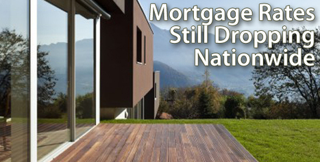 Mortgage Rates Primed To Fall For Third Consecutive Week | mortgage lending | Scoop.it