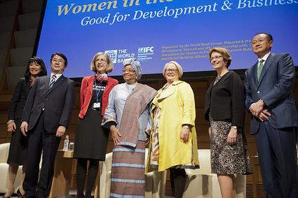 """""""Empowering women is smart economics""""   Empowering Women and Girls   Scoop.it"""