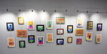 Library art wall features artists from DPS | Tennessee Libraries | Scoop.it