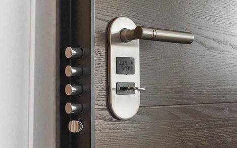 Safeguard House With Security Door | uniblinds | Scoop.it