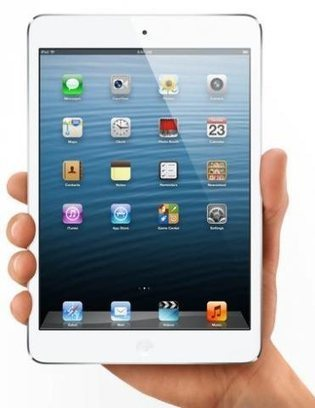Apple is getting ready to launch the new iPad mini: rumor   Nerd Vittles Daily Dump   Scoop.it