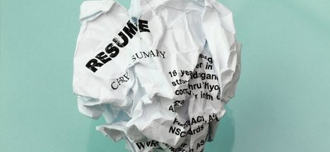 LinkedIn Says These Are the 10 Most Overused Words On Resumes | 212 Careers | Scoop.it