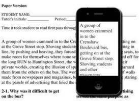 E-readers may help dyslexics read more easily - NBC News.com   Reading discovery   Scoop.it