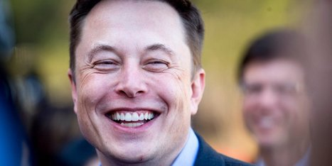 This Infographic Shows How Elon Musk Built His Massive Empire | Everything from Social Media to F1 to Photography to Anything Interesting | Scoop.it
