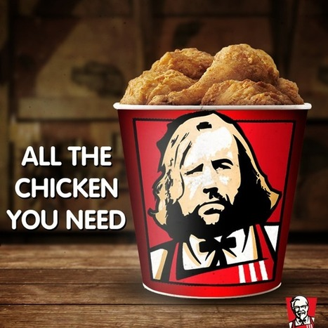 KFC - Timeline Photos | Facebook | Marketing in Motion | Scoop.it