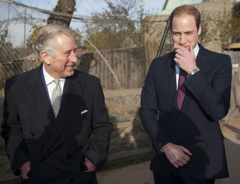 The Prince of Wales and The Duke of Cambridge attend the first meeting for United For Wildlife | Wildlife Trafficking: Who Does it? Allows it? | Scoop.it