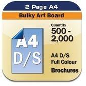 A4 Full Colour Brochures | online printings Australia | Scoop.it