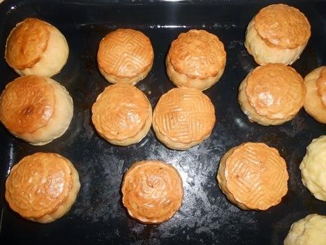 Kinh nghiệm làm bánh trung thu nướng không bị chảy xệ, màu đẹp - Vào Bếp học nấu ăn ngon | Blog dạy nấu ăn ngon | Ẩm thực ngon | Những món ăn ngon | Scoop.it