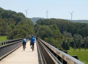 Biking the Great Allegheny Passage | Bicycle touring | Scoop.it