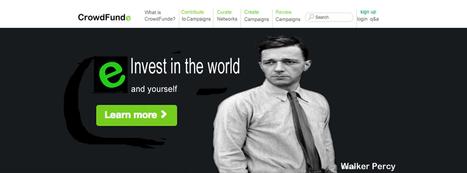 Content Shock Makes Crowdfunding More Valuable - via CrowdFunde.com | Ecom Revolution | Scoop.it