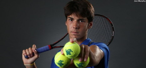 Watson Picks Up First Collegiate Singles and Doubles Wins - Memphis Official Athletic Site | University of Memphis men's tennis | Scoop.it
