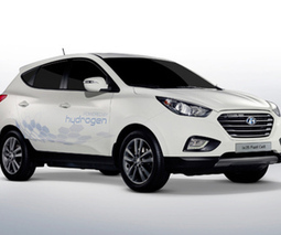 Hyundai will begin mass production of hydrogen fuel cell cars this week | Digital-News on Scoop.it today | Scoop.it