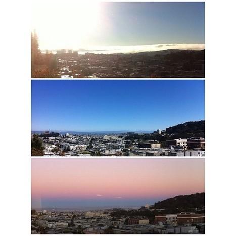 Morning, afternoon, 'dusky' | Slack Lining | Scoop.it