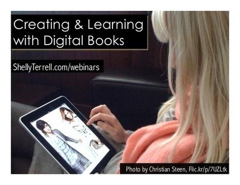 Creating Digital Books: 15+ Ideas & Resources | Teacher Reboot Camp | APRENDIZAJE | Scoop.it