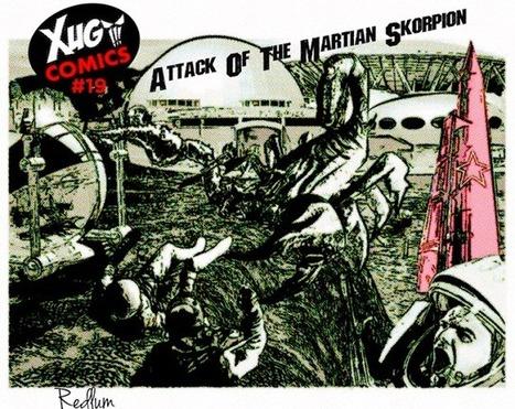Xugcomics # 19, Tu Fanzine de comics Alternativos | Your Title | MulderComicReport | Scoop.it