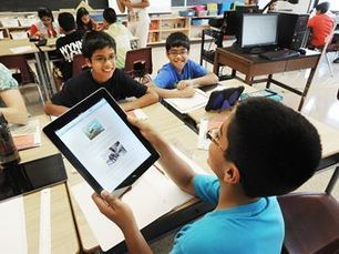 Teaching enters the digital age in Peel - Mississauga | 21st Century Literacy and Learning | Scoop.it