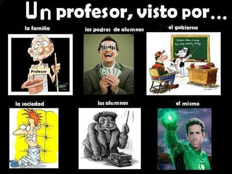 ¿Los roles del profesor? | Enseñanza de ELE | Scoop.it