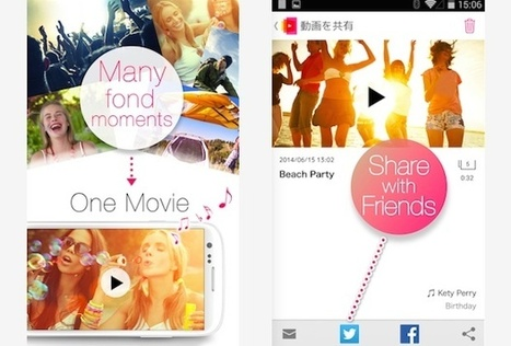 Japan's Slide Movies launches Android app, looking to reach more global users   Digital marketing trends in Asia   Scoop.it