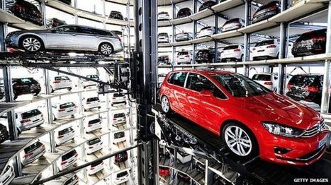 What now for Volkswagen after its chairman resigns? - BBC News   Bailey's Business A2 BUSS4   Scoop.it