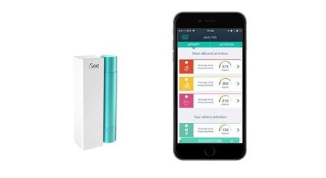 LSee : objet connecté pour surveiller son métabolisme | Produits de e-santé | Scoop.it