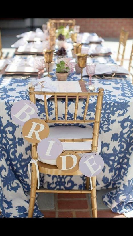 Best Bridal Shower Inspirations and Ideas 2014 | Wedding Planning Ideas and Wedding Themes | Scoop.it