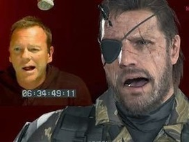 24 actor Kiefer Sutherland says the future looks bright for gaming ~ Konami Games News and Information Blog | Konami Games News and Information Blog | Scoop.it
