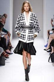 Balmain Spring/Summer 2014 Ready-To-Wear | fashion | Scoop.it