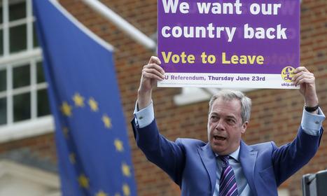 In or Out? Britain faces vital EU membership vote June 23   ESRC press coverage   Scoop.it
