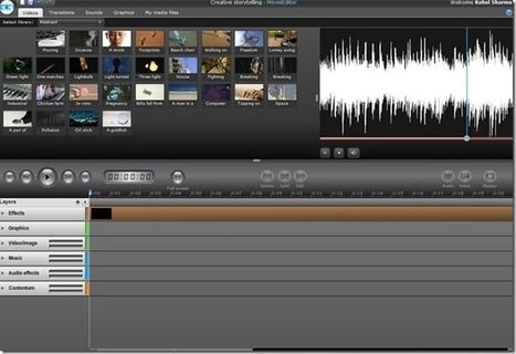 3 Free Web Services To Edit Video On Internet   New Web 2.0 tools for education   Scoop.it