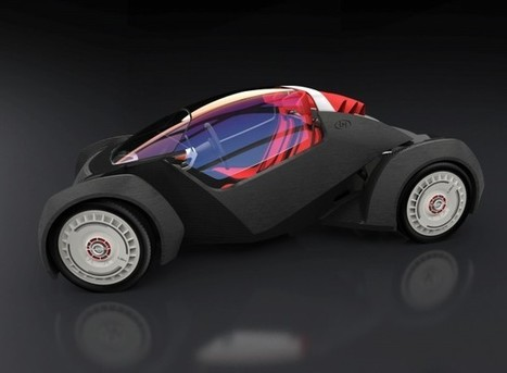 Local Motors Moving Along With Plans For 3D-Printed Car: Video | Heron | Scoop.it